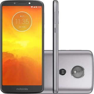 Smartphone Motorola Moto E5 Xt1944 Platinum Com 32gb, Tela 5