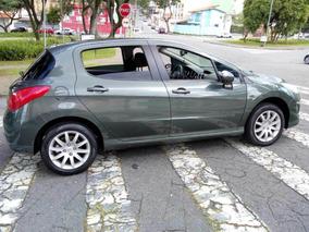 Peugeot 308 1.6 Allure Flex 5p 2013 S/ Entrada