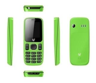 Telefono Marca Yoobao Modelo G6 Color Verde