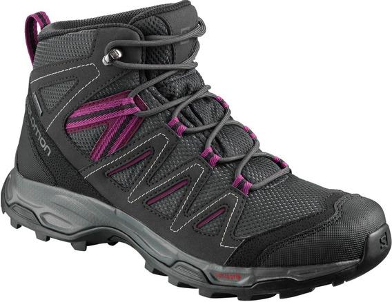Bota Feminina Salomon - Hillrock Mid Gtx® - Hiking