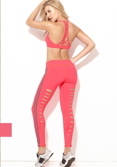 Leggings Deportivo (supplex) Babalú 100% Colombiana 36603