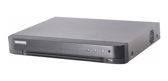 Grabadora Dvr 16 Canales Hikvision 1080p Turbo Hd 7216hghi