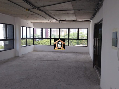 Salão Comercial Para Locação Na Vitória, Salvador Com 200 M². - Sl00007 - 33441527