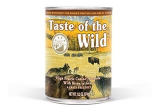 Taste Of The Wild High Prairie Lata - kg a $11750
