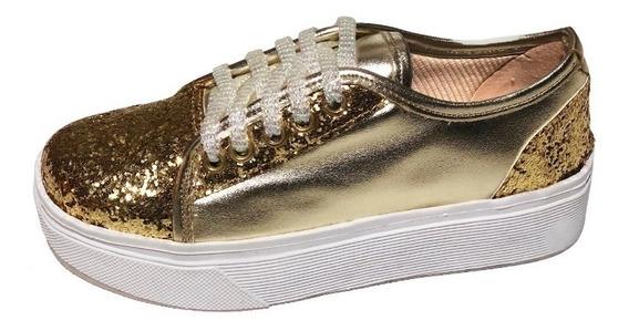 Zapatillas Urbanas Sneakers Para Nenas Niñas A.140o