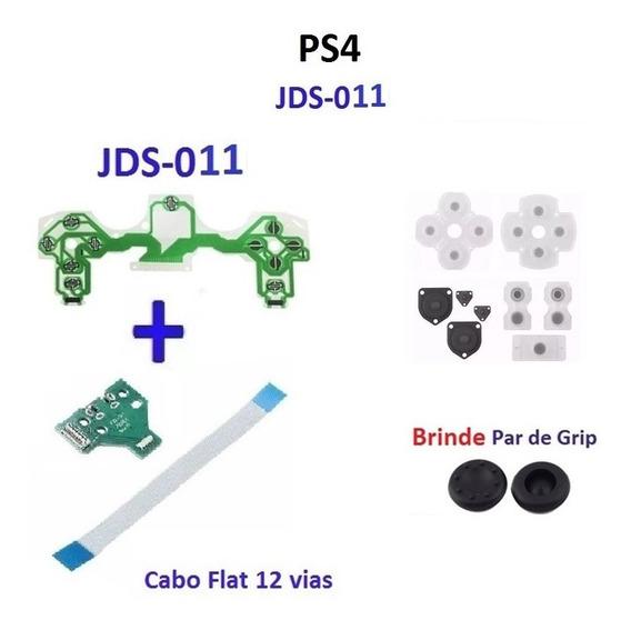 Kit Reparo Controle Ps4 - Sk-021