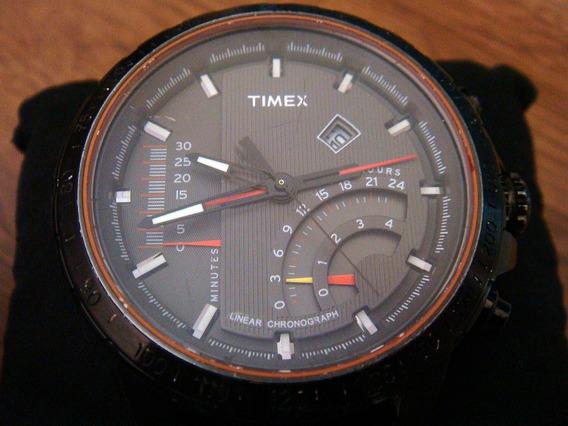 Reloj Timex Intelligent Cronómetro Vertical. Tamaño Big.