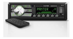 Estereo Panter Ew-1100 Usb/sd/52w/control Remoto /am/fm
