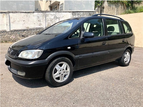 Chevrolet Zafira 2.0 Mpfi Cd 16v Gasolina 4p Manual