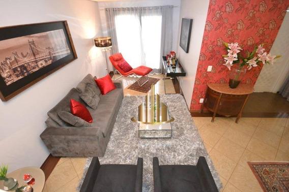 Casa Com 3 Dormitórios À Venda, 180 M² Por R$ 950.000,00 - Scenic - Santana De Parnaíba/sp - Ca2648
