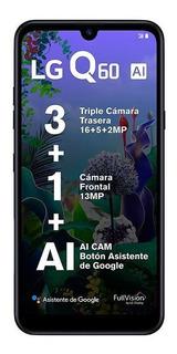 Celular Lg Q60 64gb Ram 3gb Cam 16/2/5mpx Huella 4g