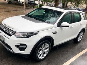Discovery Sport 2.0 Turbo Hse 7 Lugares Blindada N3a