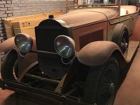 Packard 8 Modelo 633 No Buick