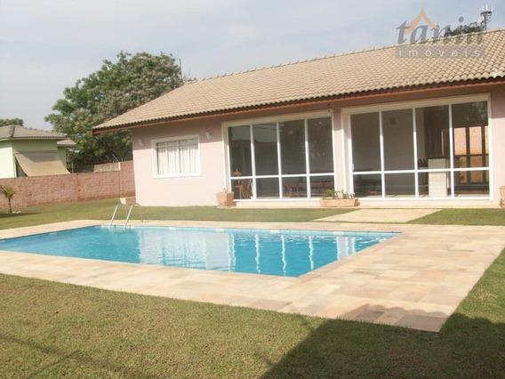 Chácara Com 2 Dormitórios Para Alugar, 77 M² Por R$ 2.500/mês - Santa Inês - Itu/sp - Ch0011