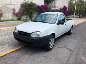 Pick Up Ford Courier 2010 Estandar Excelente Estado!