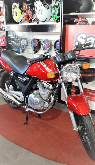 Suzuki En 125 2a Full No Ybr Envios A Todo El Pais