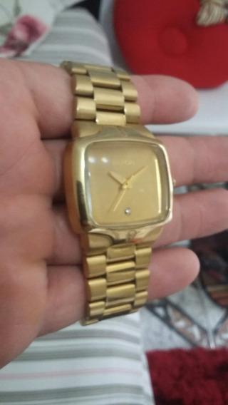 Relógio Nixon Original Com Nota Fiscal Na Caixa
