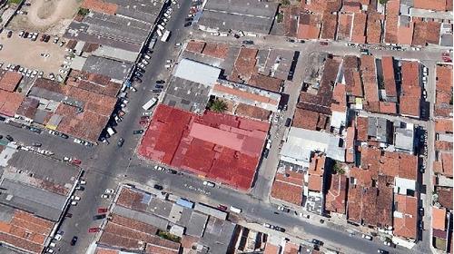 Imagem 1 de 4 de Área Comercial No Centro Do Alecrim - Ca4563