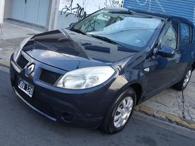 Renault Sandero1.5 Dci Confort 2012 Oportunidad Liquido !!!!