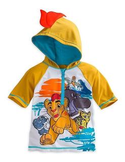 Camisa Com Proteção Solar Fator 50+ Menino Oficial Disney