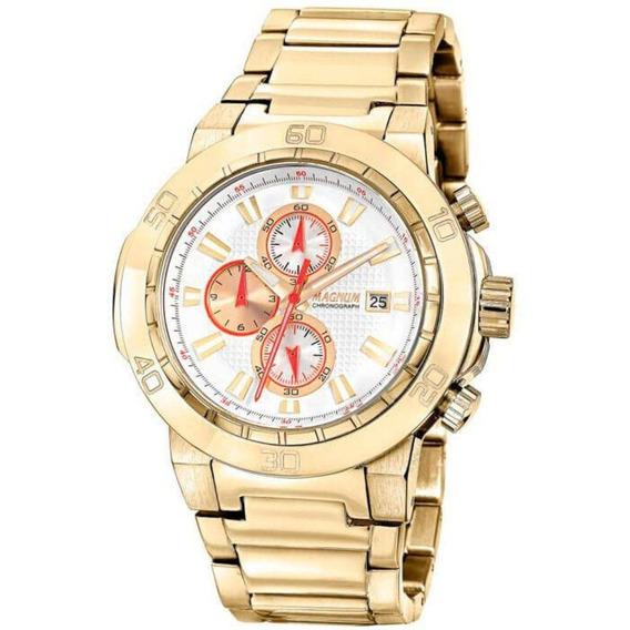 Relógio Magnum Masculino Cronógrafo Ma32676h - Loja Oficial
