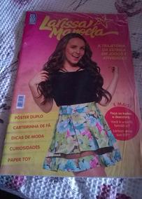 Revista Poster Imenso Larissa Manoela