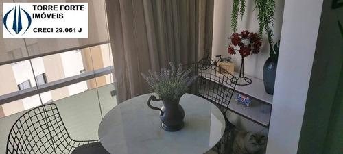 Imagem 1 de 15 de Apartamento Com 3 Dormitórios Na Vila Carrão - 2811