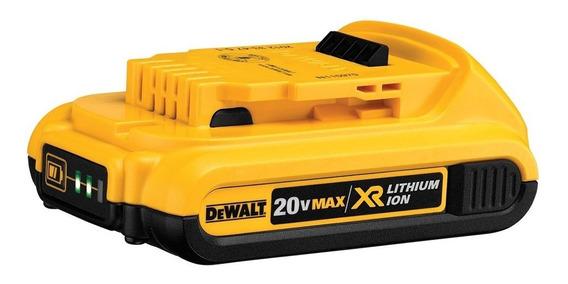 Bateria 20v Li-ion Compact Xr 2,0ah Dcb203-b3 Dewalt