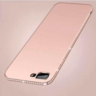 Capa Case Para iPhone 6 / 6s Strass Cristais Ultra Fina