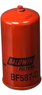 Baldwin Heavy Duty Bf587d Filtro De Combustible618 X 3132 X