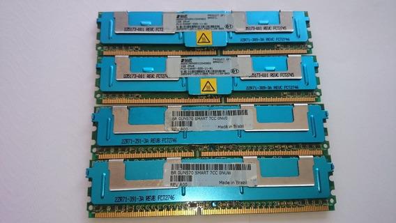 04 Memoria Dell Poweredge 2900 Pc2 5300f 1gb