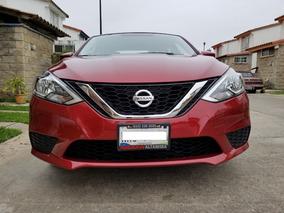 Nissan Sentra 1.8 Sense Mt