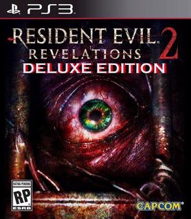 Resident Evil Revelations 2 Deluxe Edition Latin Digital Ps3