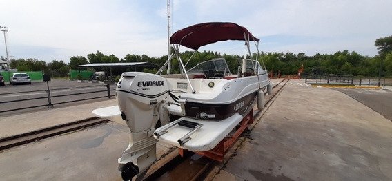 Naval Center 165 Evinrude 60