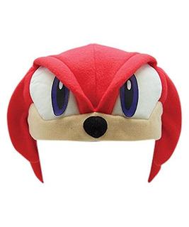 Great Eastern Sonic The Hedgehog Series: Knuckles Fleece