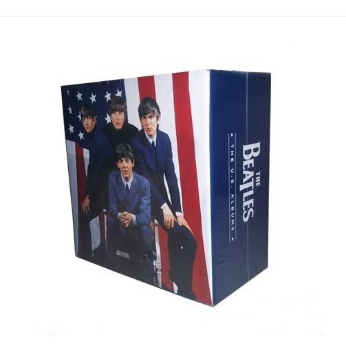 Box The Beatles The Us Albums 13 Cd