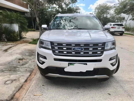 Ford Explorer 2016 3.5 Limited 4x4 At