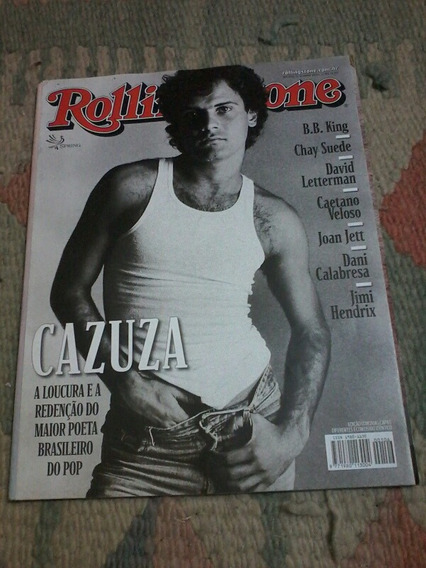 Rollings Stones Cazuza Chay Suede Marvin G David Letterman.