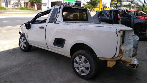 Sucata Chevrolet Montana 1.4 Vhc 2014 Retirada De Peças