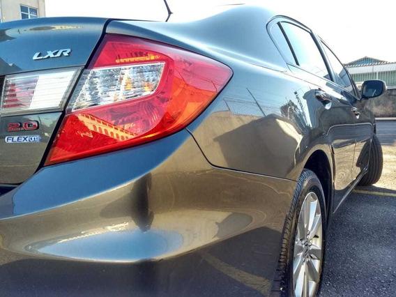 Honda Civic 2.0 Automatico Lxr 2014 Novo Revisões Na Honda