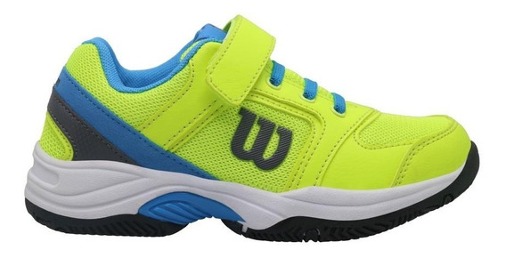 Zapatillas Wilson Set Tennis 2.0 Kids