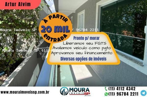 Casa Sobreposta Para Venda Em São Paulo, Artur Alvim, 1 Dormitório, 1 Banheiro - 417451_2-1143550