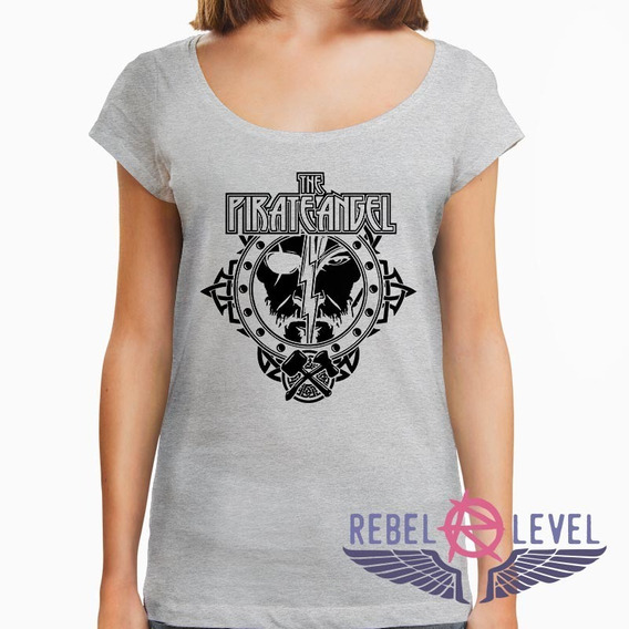 Remera De Mujer Thor The Pirateangel Avengers Infinity War