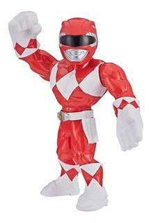 Power Rangers Mega Mighties Red Ranger E5869as01 Envio Full