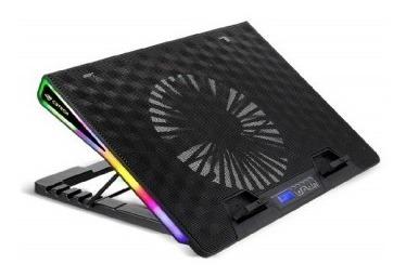 Mesa Para Notebook Gamer Nbc 500bk Com Led Colorido