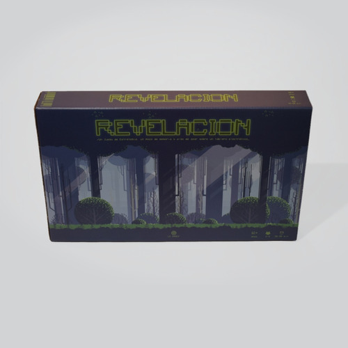 Revelación - Juego De Mesa De Ld Games