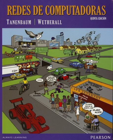 Redes De Computadoras - 5/ed - Tanenbaum