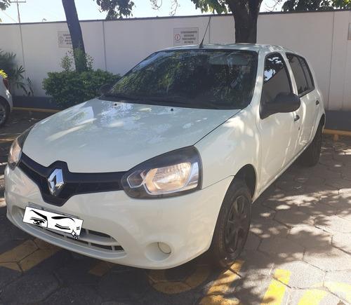 Renault Clio 2013 1.0 16v Authentique Hi-power 5p