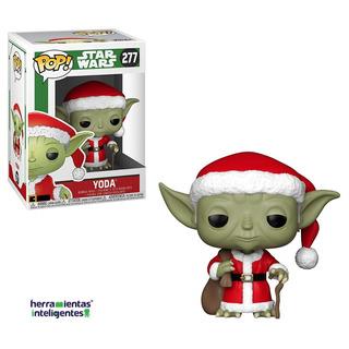 Yoda Holiday Funko Pop Star Wars Película
