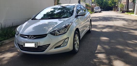 Hyundai Elantra 2.0 16v Gls Flex Aut. 4p 21,000 Km Mt Novo